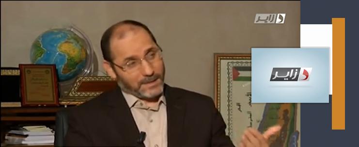 حوار مع قناة دزاير tv حول ندوة الانتقال الديمقراطي ومستقبلها