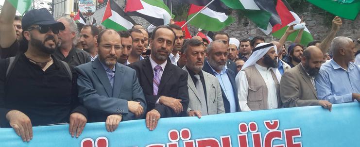 الذكرى الرابعة لأسطول الحرية في اسطمبول: مشاعر لا توصف