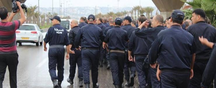 خروج الشرطة للشارع: غرائب!