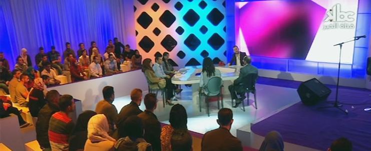 مشاركة الدكتور في حصة تلفزيونية على قناة KBC