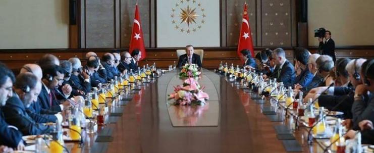الدكتور مقري ينهي زيارته لتركيا بعد لقاء الرئيس رجب طيب أردوغان