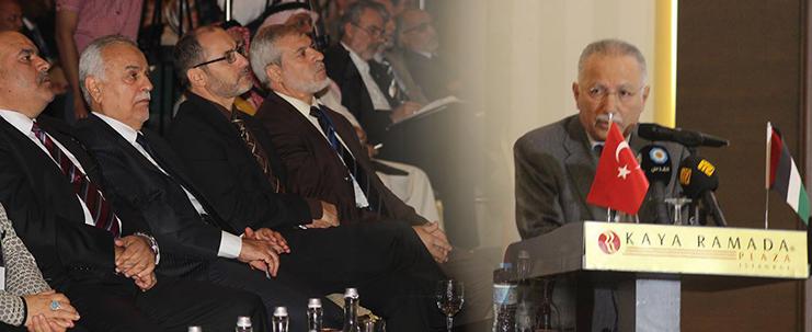 """تأسيس رابطة """"برلمانيون لأجل القدس"""" بإسطنبول التركية"""