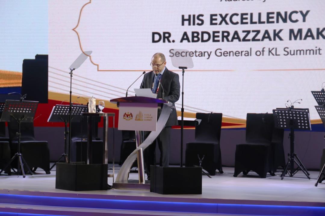 مداخلة د. عبد الرزاق مقري في الحفل الترحيبي لقمة كوالالمبور